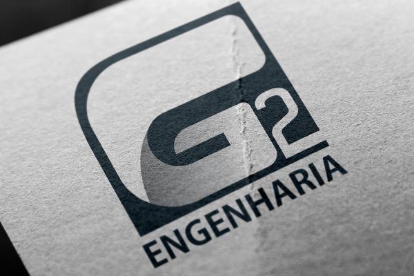 Logomarca G2 Engenharia