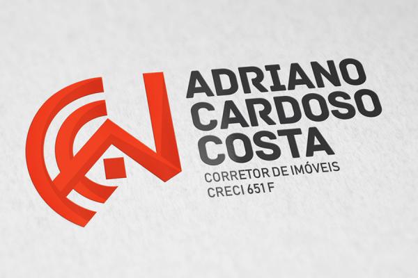 Logomarca Adriano Cardoso